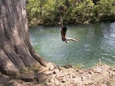 poudre river swing
